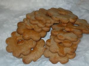 I canestrelli di montoggio de.co. con farina di castagne