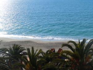 Il mare a Finale Ligure