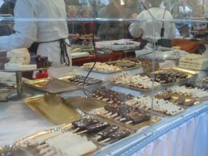 Artigiani del cioccolato, la fabbrica in piazza. Un successo tutto italiano