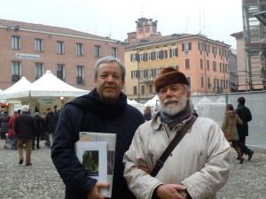 Umberto Curti e Giovanni Boccaletti a Modena
