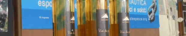 Vini. Ottime etichette in Liguria