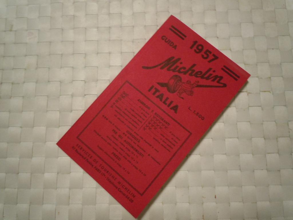 Cartina Michelin Italia.Vie D Italia Michelin