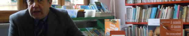 Cioccolato in biblioteca