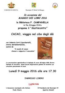 A Scuola di Cacao