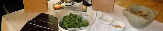 Pesto calling. Live like a Genoese for a day