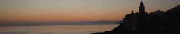 Volo sul mare, la Riviera di levante