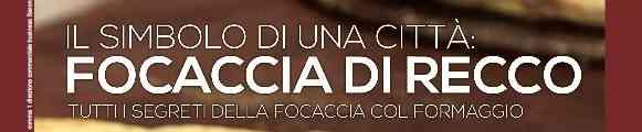 Focaccia di Recco e pasta ripiena su LiguriaFood
