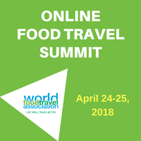 online food travel summit