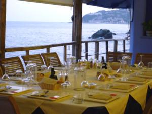 ristorante azzurrodue, arenzano
