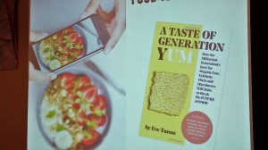 a taste of generation