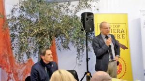 giorgio lazzaretti, direttore Consorzio olio DOP Riviera Ligure