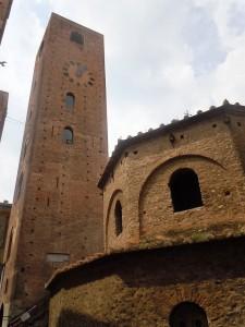 Magie del centro storico di Albenga