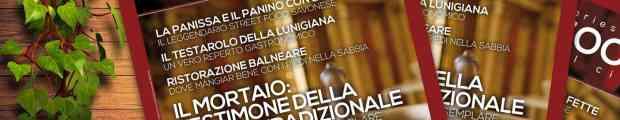 Santo Stefano Magra e la scherpada su LiguriaFood