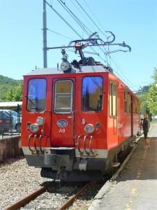 il trenino a casella