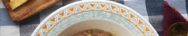 Un hummus di fagioli chez Emanuela