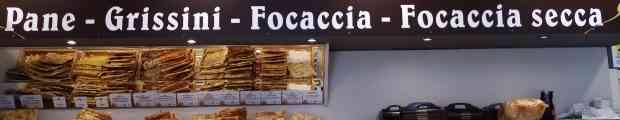 Il forno di via Rimassa a Genova